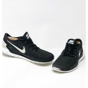 Nike Free 5.0 Barefoot Ride Running Shoes Men's 9